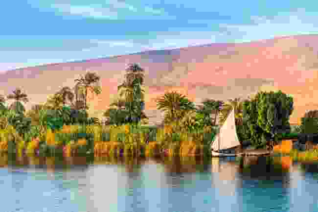 The Nile, Egypt (Shutterstock)