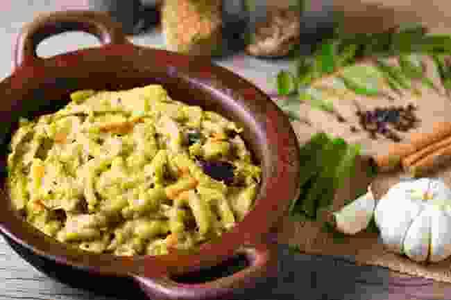 Jackfruit curry from Sri Lanka (Shutterstock)