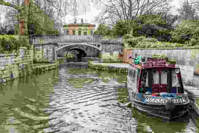 Kennet and Avon Canal, Bath (Shutterstock)
