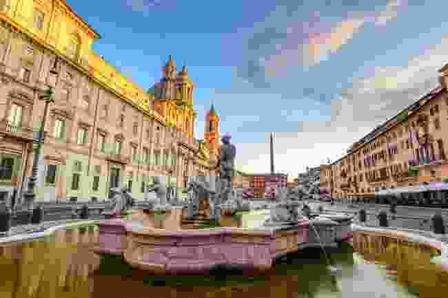 Piazza Navona (Shutterstock)