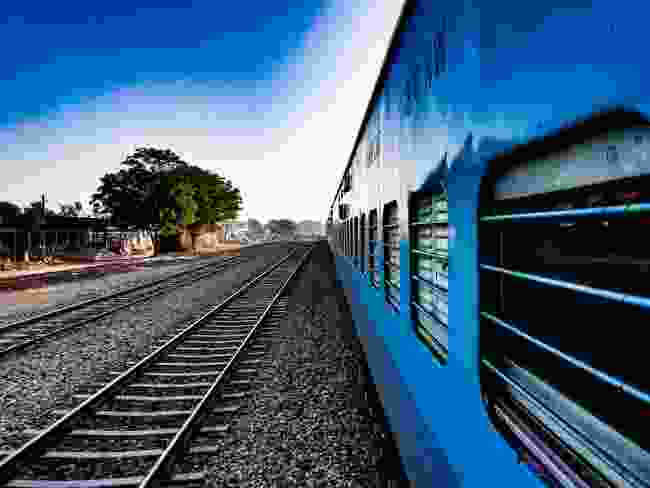 Rajasthan by rail (Shutterstock)
