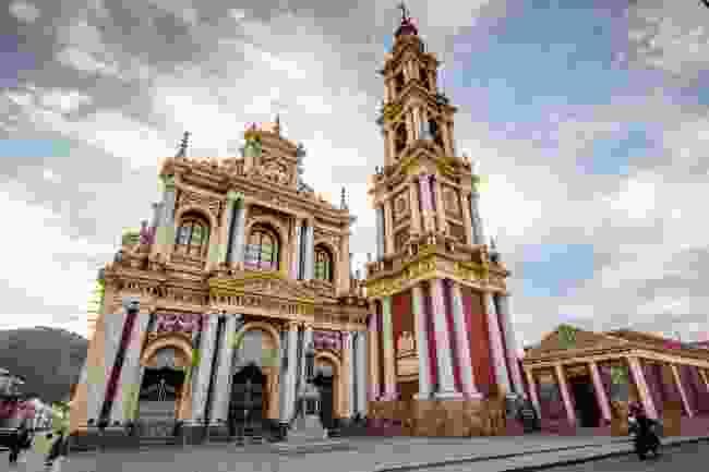 San Francisco Church in Salta, Argentina (Shutterstock)