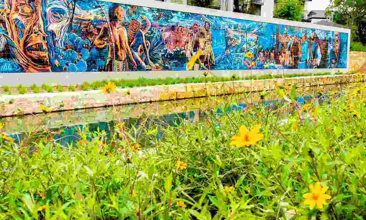 San Pedro Creek (Visit San Antonio)