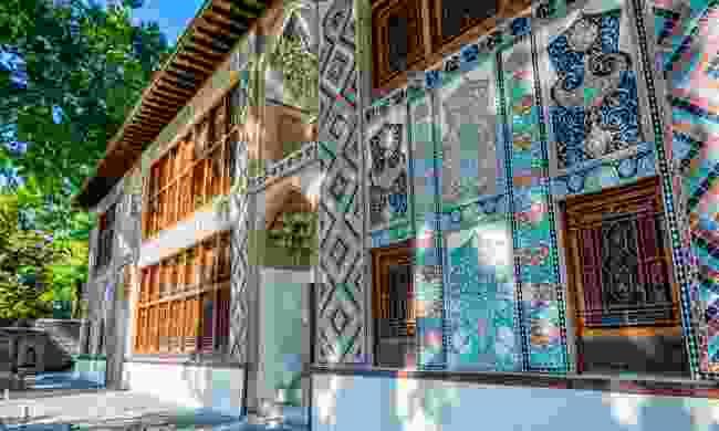 The Palace of Sheki Khans (Shutterstock)