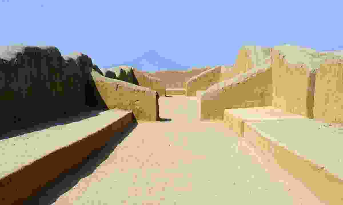 Chan Chan Archaeological Zone, Peru (Shutterstock)