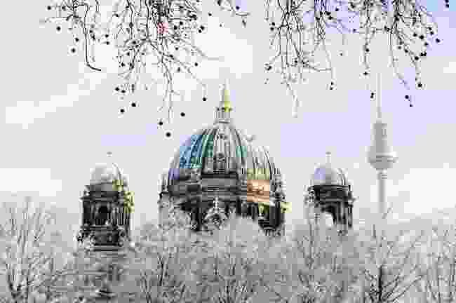 Berlin Dom in winter (Shutterstock)