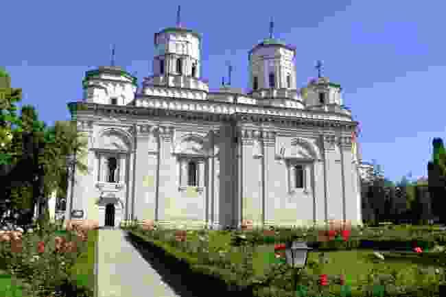 Golia Monastery, Romania (Shutterstock)