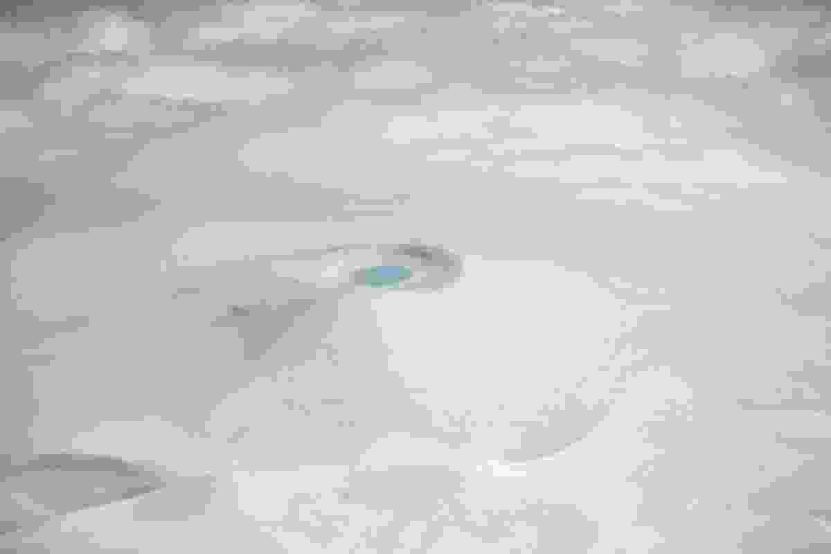 Hekla Crater (Antony Spencer)