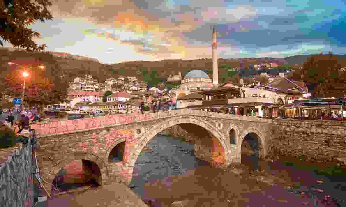 Prizren, Kosovo (Shutterstock)