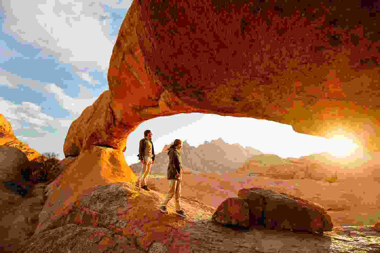 Damaraland in Namibia (Shutterstock)