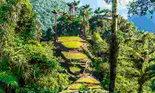Ciudad Perdida (The Lost City) (Shutterstock)