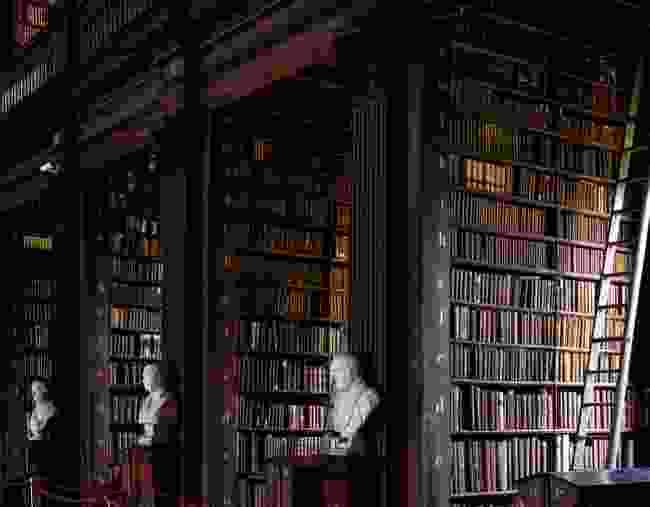 Trinity College Library (Massimo Listri/TASCHEN)