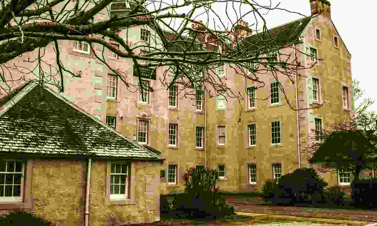 Psychiatric hospital, Scotland