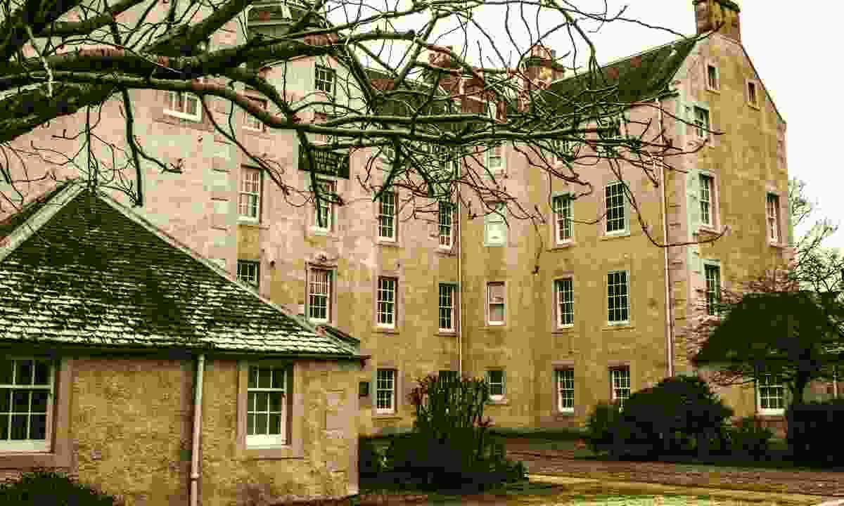 Psychiatric hospital, Scotland