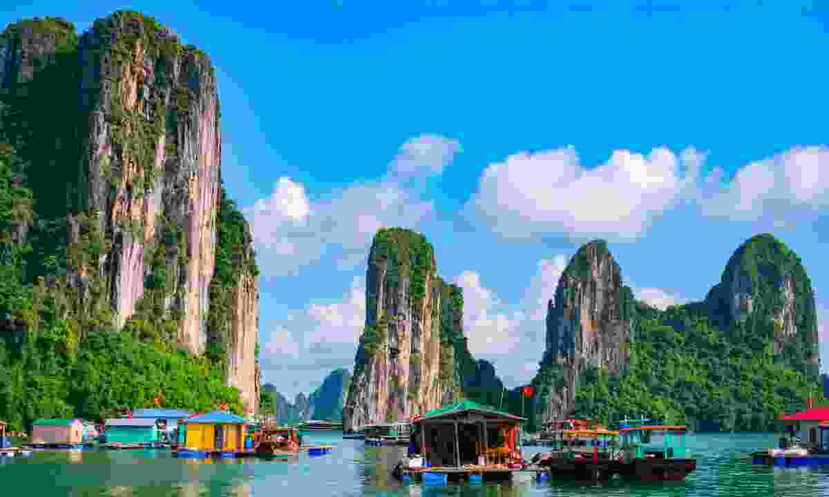 Halong Bay (Dreamstime)