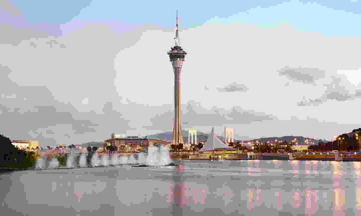Macao Tower (Dreamstime)