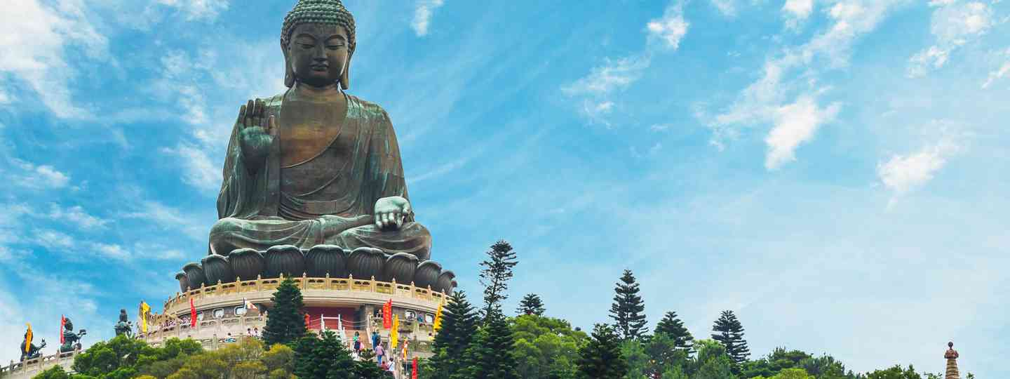 Tian Tan Buddha is one of the best free attractions in Hong Kong (Dreamstime)