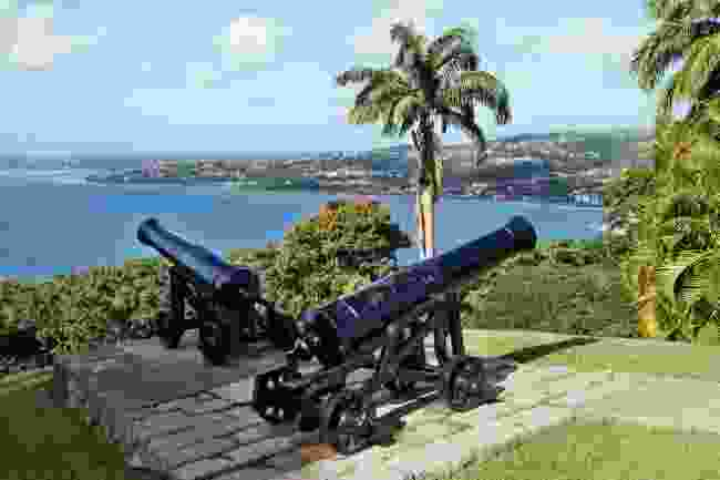 Fort King George, Tobago (Shutterstock)