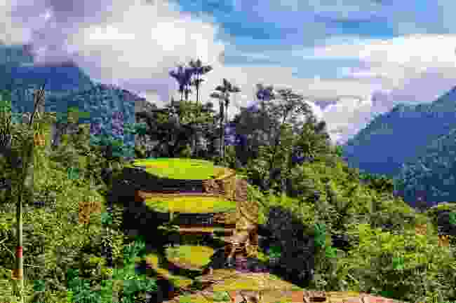 Discover lost world's in Northern Colombia