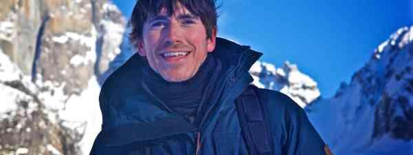Simon Reeve in Denali National Park, Alaska (BBC/Jonathan Young)
