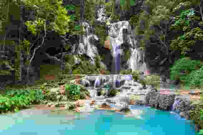 Kuang Si Waterfalls (Shutterstock)