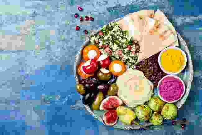 Mezze can be vegan, too (Shutterstock)