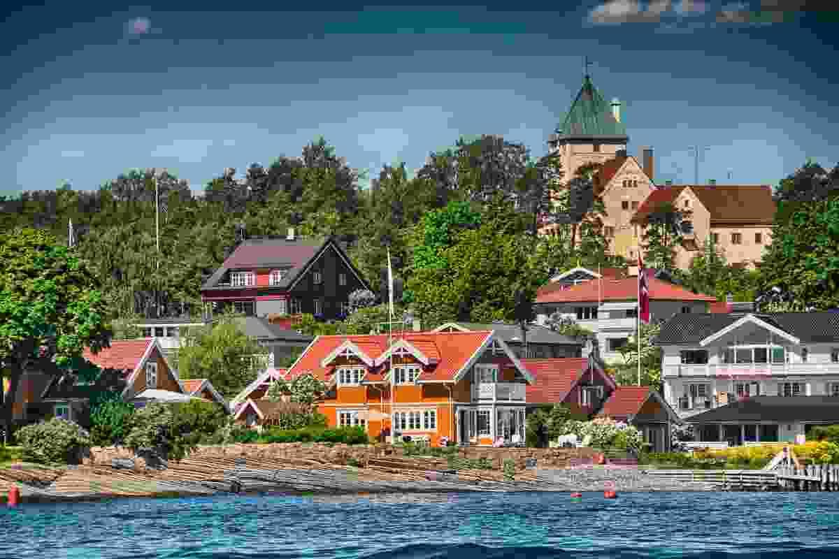 Oslo, Norway (Shutterstock)