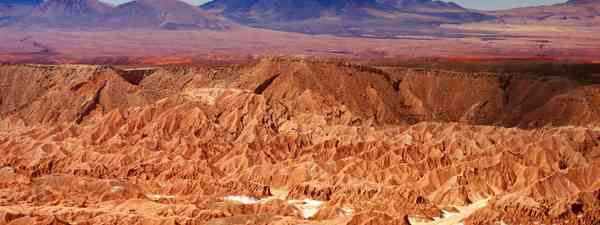 World deserts trivia quiz, including Chile's Atacama Desert (Shutterstock)