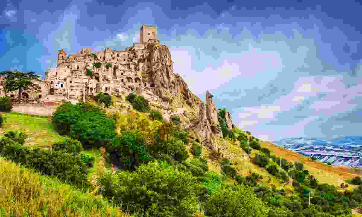 The ruins of Craco (Shutterstock)