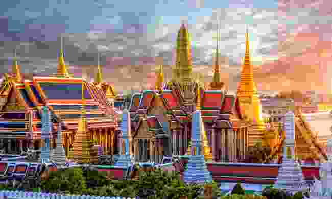 Tour the Grand Palace (Shutterstock)