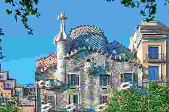 Casa Batlló, Barcelona (Shutterstock)