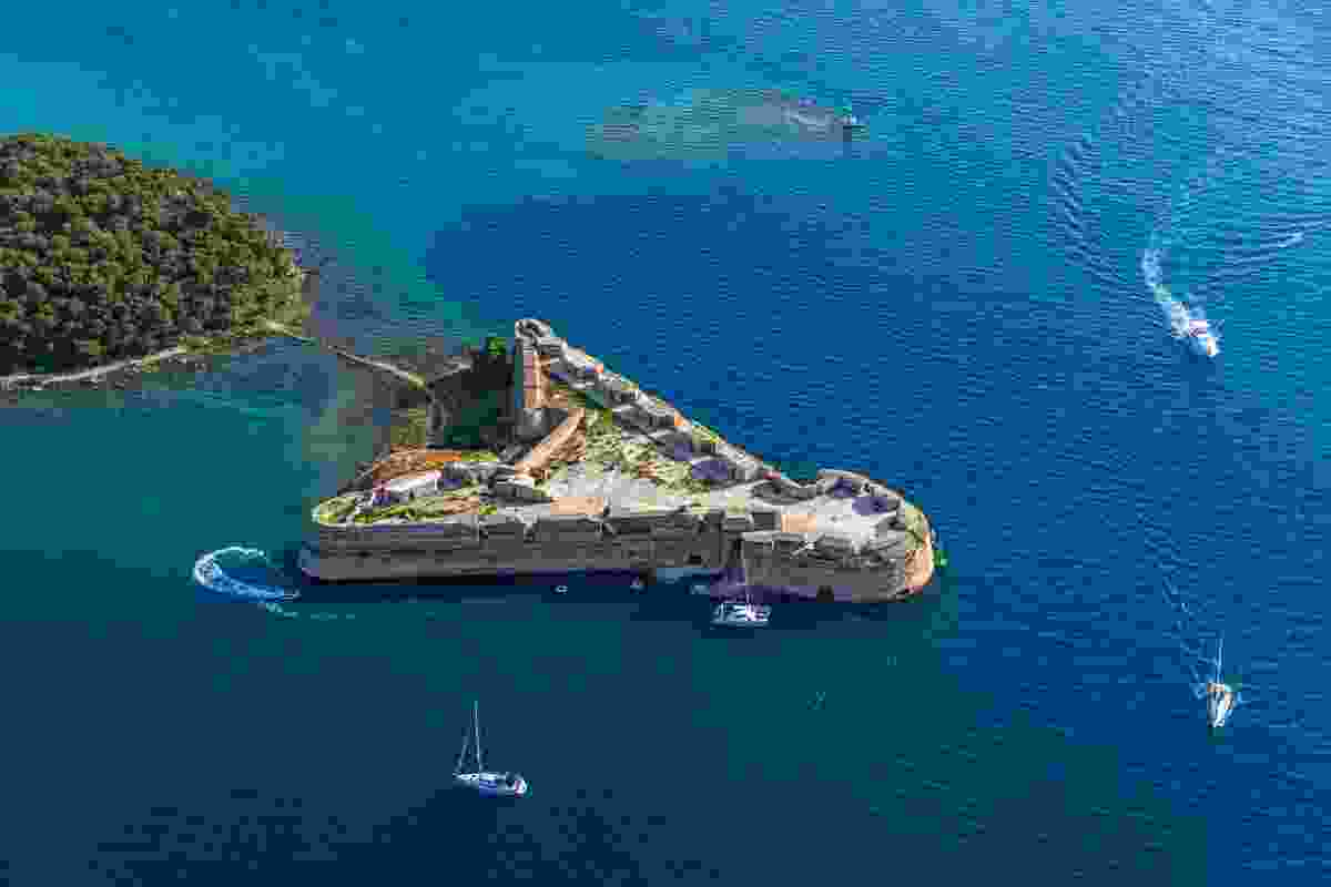 St. Nicholas Fortress (Shutterstock)