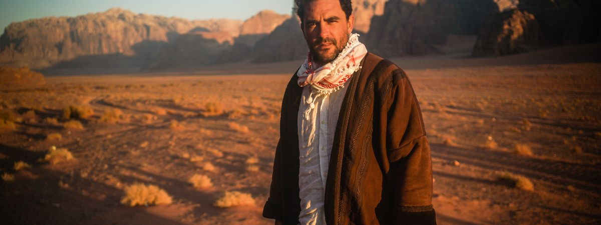 "Levison Wood: ""Arabia feels so remote and exotic, but it also feels quite homely"""
