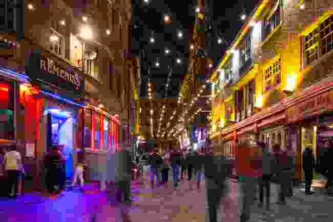 Mathew Street, Liverpool (Shutterstock)