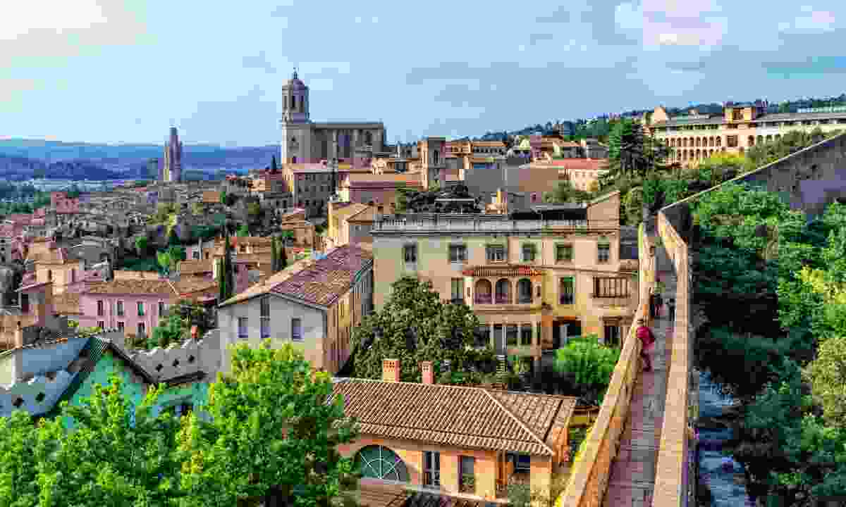 Girona, Spain (Dreamstime)