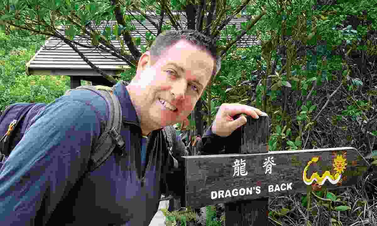 Walking the Dragon's Back (Peter De'Ath)