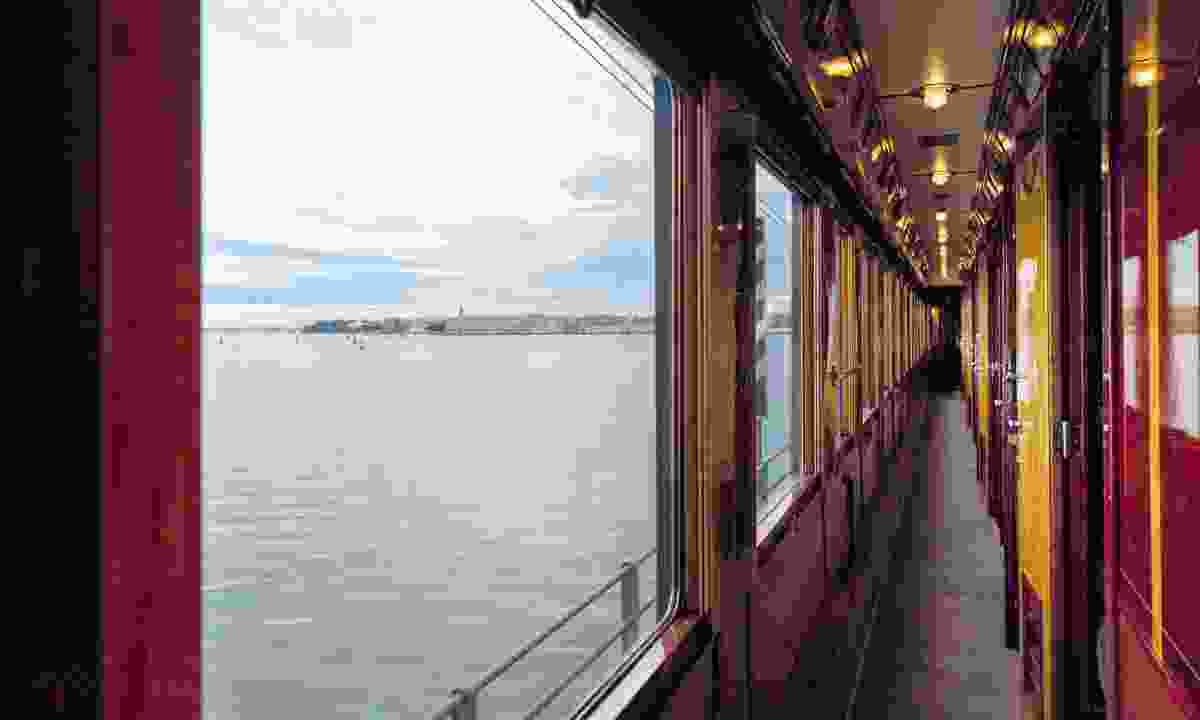 Distant views of Venice (Belmond)