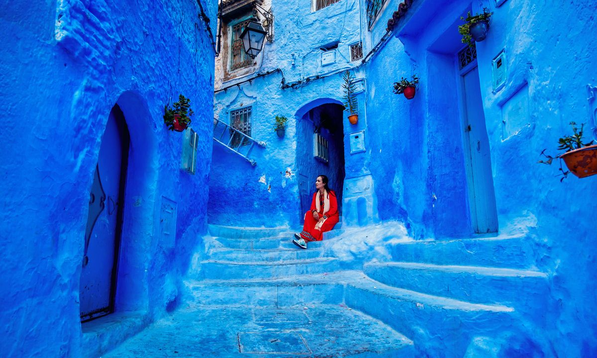 13 Soul-Soothing Blue Places Around The World