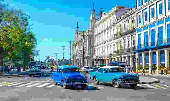 Vintage cars in Havana (JLA)