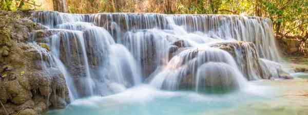 Kuang Si Waterfalls, Luang Prabang (Dreamstime)