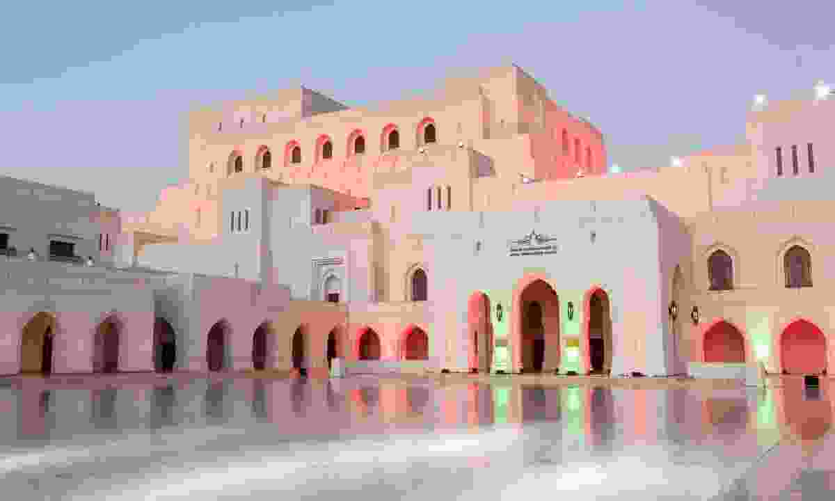 Muscat Royal Opera House (Dreamstime)