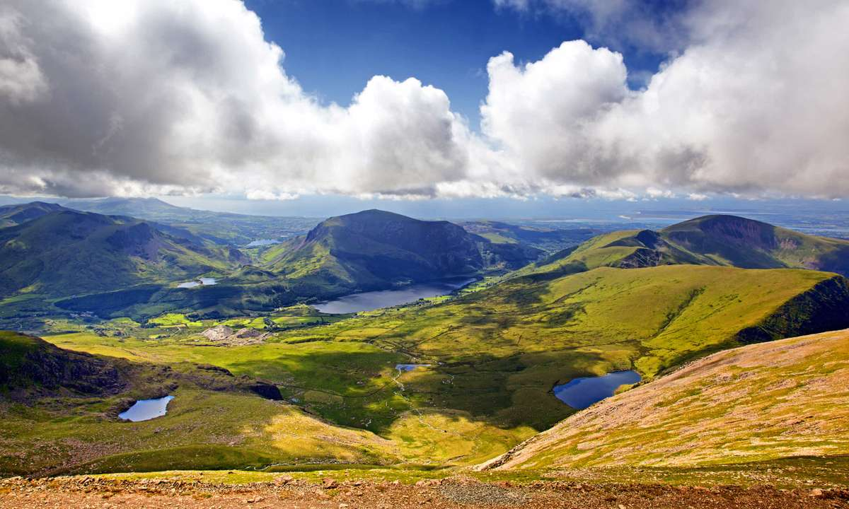 Snowdon National Park (Dreamstime)