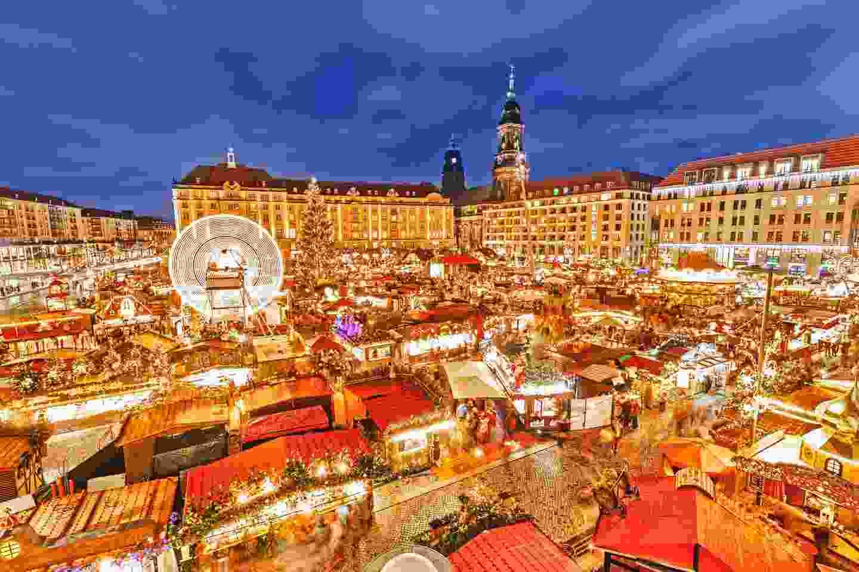 Dresden's Christmas market (Shutterstock)