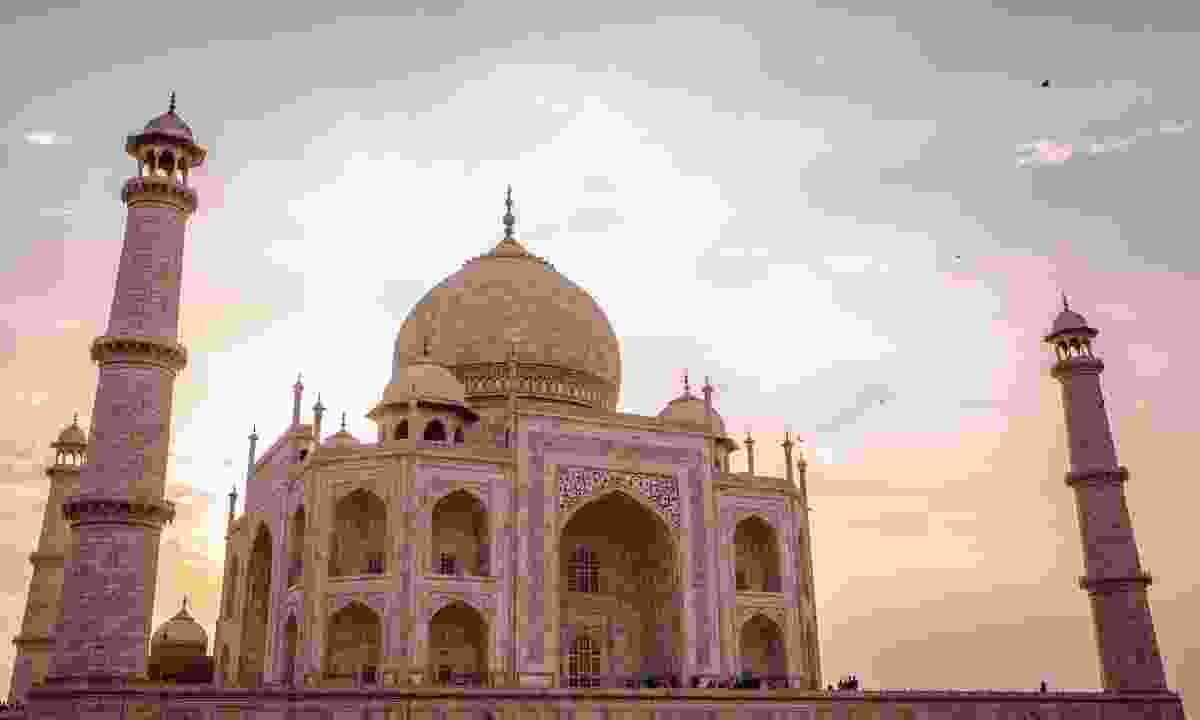 See the Taj Mahal responsibly with G Adventures