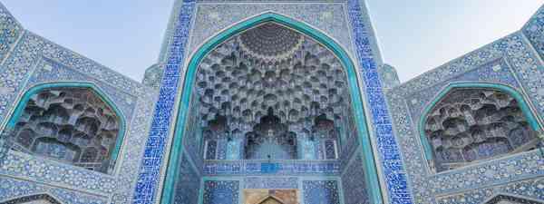 Jameh Mosque, Iran (Shutterstock)