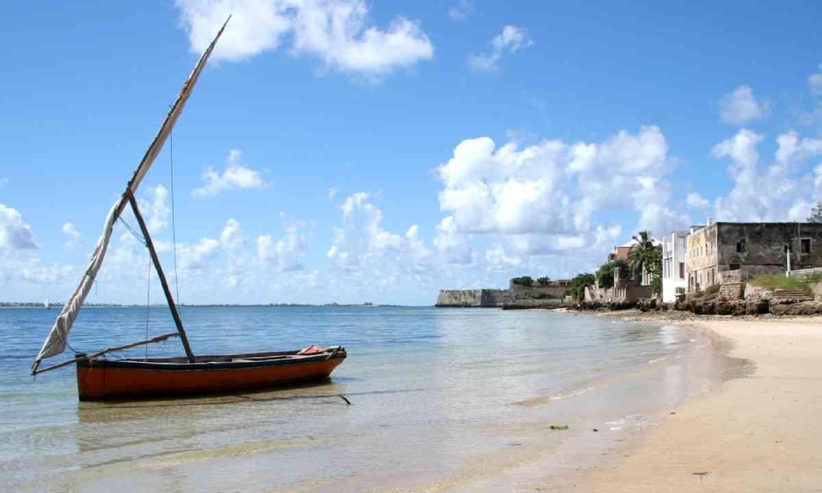 Ilha de Moçambique (Shutterstock)