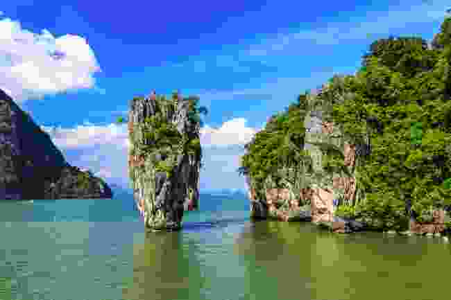 See Phang Nga Bay, and explore Thailand's prettiest islands (Shutterstock)