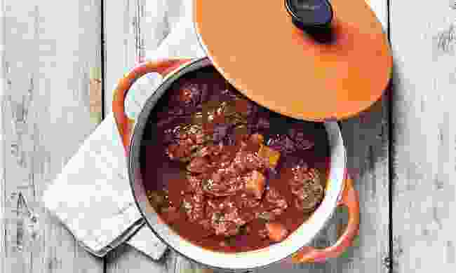 Oxtail Ragout from 'The German Cookbook' by Alfons Schuhbeck (Danielle Acken)