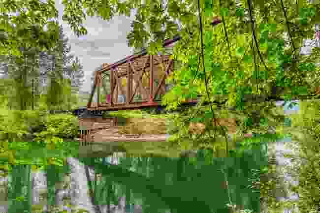 Reinig Bridge, Snoqualmie (Shutterstock)
