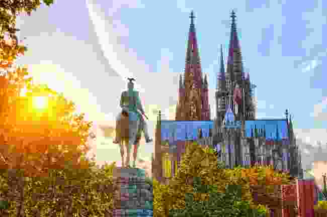 Cologne Cathedral, Germany (Shutterstock)